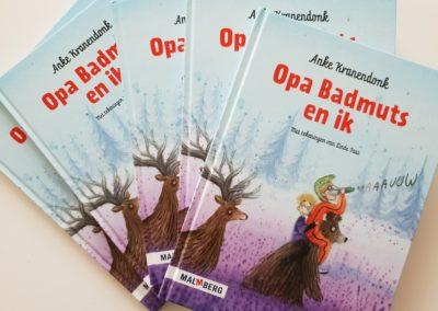 Voorleesboek 2018 – Opa Badmuts en ik (Malmberg)