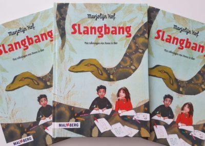 Voorleesboek 2017 – Slangbang (Malmberg)