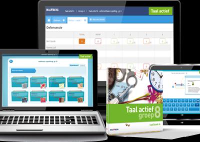 Verwerkingssoftware Taal actief digitaal (Malmberg)