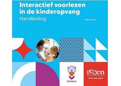 Training Interactief voorlezen (Stichting Lezen)